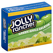 Jolly Rancher Green Apple Gelatin Dessert Mix