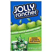 Jolly Rancher Green Apple Unsweetened Drink Mix