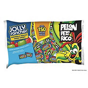 Jolly Rancher Pelon Pelo Rico Hard Candy Assorted Bag
