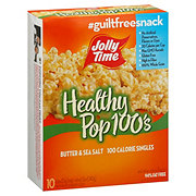 Jolly Time Healthy Pop 100 Calorie Butter Flavor Microwave Popcorn Mini Bags