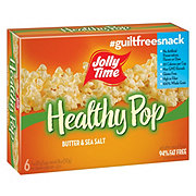 Jolly Time Healthy Pop Butter Microwave Popcorn