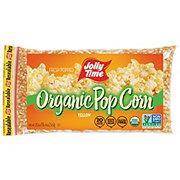 Jolly Time Organic Yellow Popcorn Bag