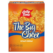 Jolly Time The Big Cheez Ultimate Cheddar Microwave Popcorn