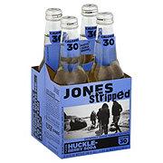 Jones Stripped Huckleberry Soda 12 OZ