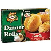 Joseph Campione Garlic Dinner Rolls