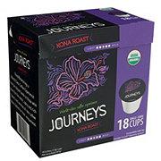 Journey's Single Serve Kona Roast