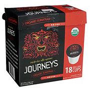 Journey's Single Serve Organic Sumatran