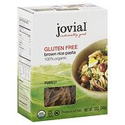 Jovial Brown Rice Fusilli Gluten Free