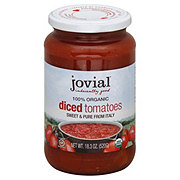 Jovial Organic Diced Tomatoes
