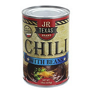 JR Texas Brand Chili With Beans