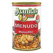 Juanita's Menudo, Menudito
