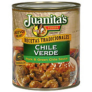 Juanita's Pork Chile Verde
