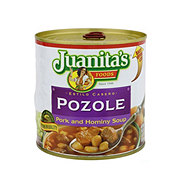 Juanita's Pozole Pork And Hominy Soup