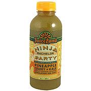 Juiceland Ninja Bachelor Party
