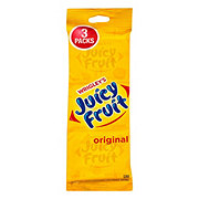 Juicy Fruit Original Bubble Gum, multipack
