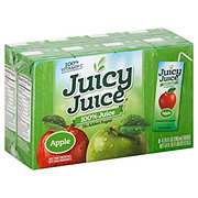 Juicy Juice 100% Apple Juice 6.75 oz Boxes