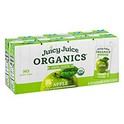 Juicy Juice Organics 100% Juice Apple