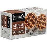 Julian's Recipe Belgian Chocolate Waffles
