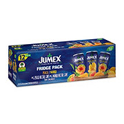 Jumex Peach and Mango Nectar Assorted Fridge Pack