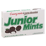 Junior Mints Creamy Mints in Pure Chocolate, Theater Box