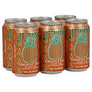 Jupina Pineapple Soda 6 PK