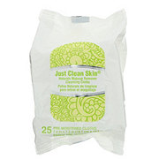 Just Clean Skin Naturals Makeup Remover Cleansing Cloths
