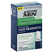 Just For Men Hair Regrowth Treatment Extra Strength