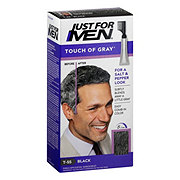 Just For Men Touch of Gray Hair Color Black-Gray T-55