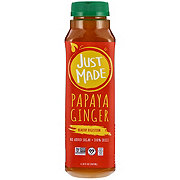 Just Made Papaya Passion Juice