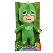 Just Play PJ Mask Gekko Sing And Talk Plush