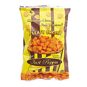 Just Poppin Pleasy Cheese Gourmet Popcorn