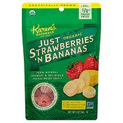 Just Tomatoes, Etc.! Organic Strawberries 'n Bananas