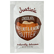 Justin's Chocolate Hazelnut Butter Blend Squeeze Pack