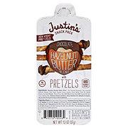 Justin's Chocolate Hazelnut Butter Plus Pretzel Sticks