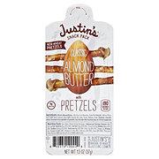 Justin's Classic Almond Butter Plus Pretzel Sticks
