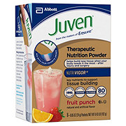 Juven Therapeutic Nutrition Fruit Punch Drink Mix Packets