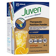 Juven Therapeutic Nutrition Orange Drink Mix Packets