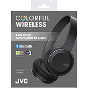 JVC Bluetooth Headphone Black