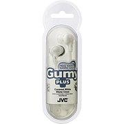 JVC Gumy White Earbud