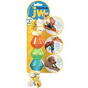 JW Treat Pods Dispensing Toy Rope
