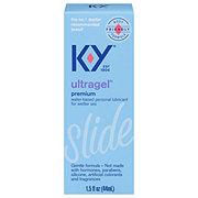 K-Y Sensual Silk Ultra Gel Personal Lubricant