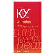 K-Y Warming Liquid