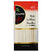 Ka-Me Wide Chinese Lo Mein Noodles