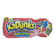 Kadunks Chewy Candy With Super Sour Candy Dip, Assorted Flavors