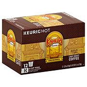 Kahlua Original Light Roast Single Serve Coffee K Cups