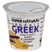 Kalona Honey Lavendar Greek Yogurt