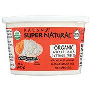 Kalona Supernatural Organic Cottage Cheese