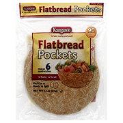 Kangaroo Flatbread Pockets Wheat
