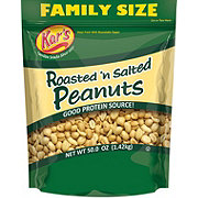 Kar's Roasted N Salted Peanuts