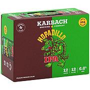 Karbach Hopadillo IPA  Beer 12 oz  Cans